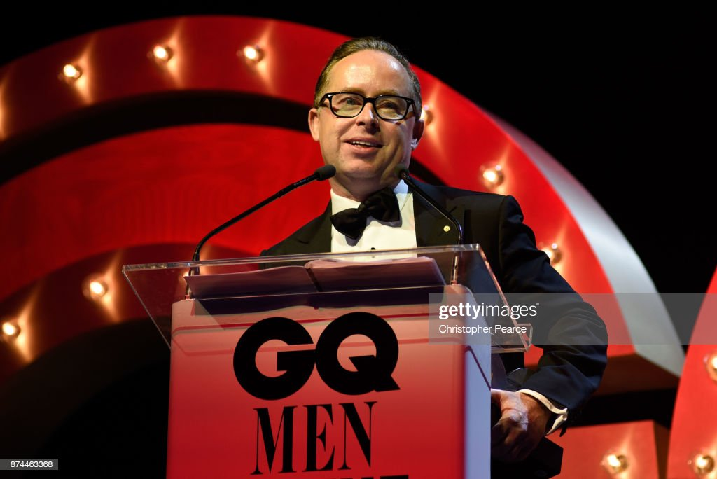 GQ Men Of The Year Awards - Ceremony