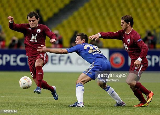 Rubin Kazan V Chelsea Uefa Europa League Quarter Final