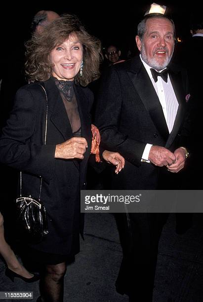 Alan King and Jeanette King during 'Streetcar' Benefit at Barrymore Theater in New York City New York United States