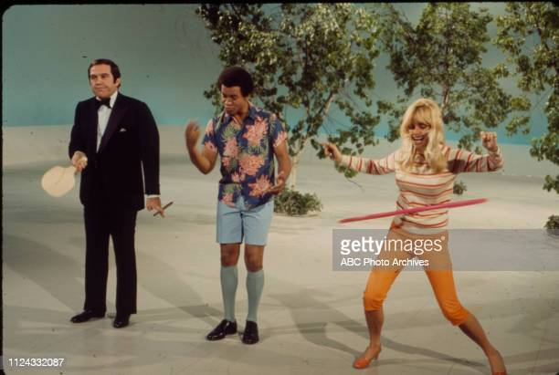 Alan King Mel Carter Joy Harmon appearing in the Walt Disney Television via Getty Images tv special 'The Walt Disney Television via Getty Images...