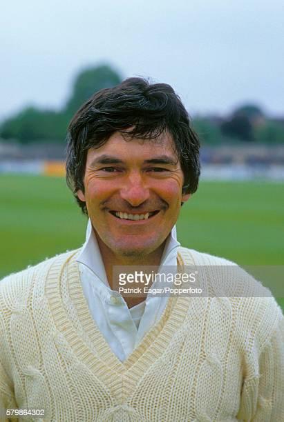 Alan Knott of Kent and England circa June 1985