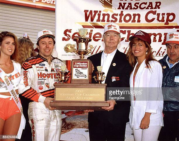 Alan Kulwicki was a hardworking independent driver who procured a national sponsor for the 1992 season for his popular NASCAR Cup championship which...