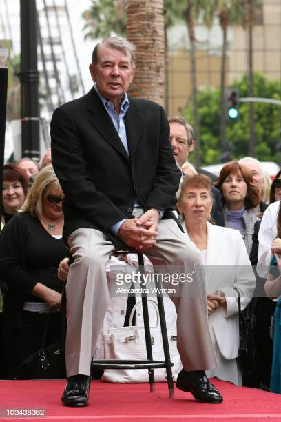 Alan Ladd Jr at the Hollywood Walk of Fame to be Honored with the 2,348th star on September 28, 2007 in Hollywood, California.