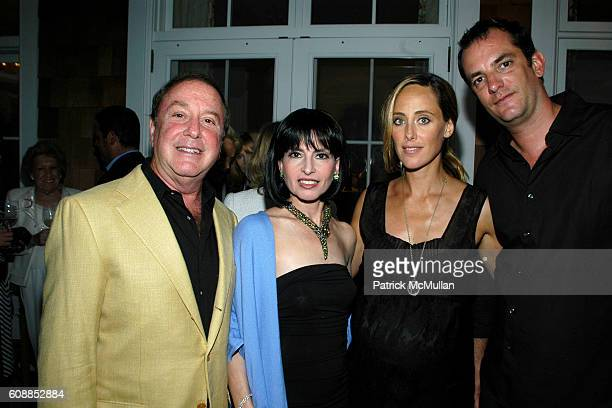 """Alan Lazare, Arlene Lazare, Kim Raver and Emanuel Boyer attend The Kickoff party of """"Bewitched, Bothered and Bewildered"""" The 2007 ALZHEIMER'S..."""