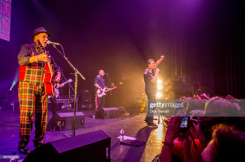 The Bay City Rollers Perform At Eventim Apollo London : News Photo