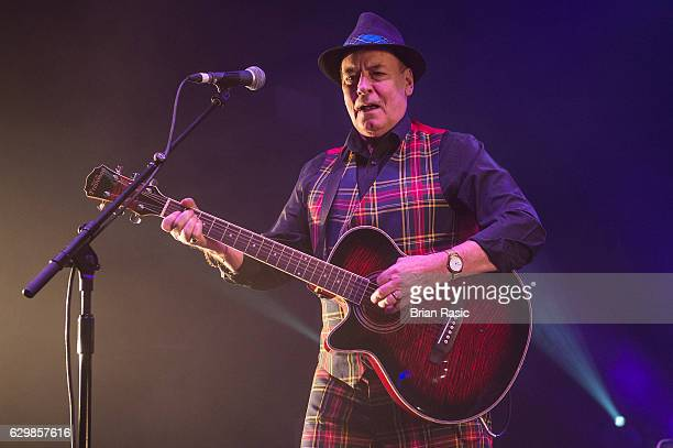 Alan Longmuir of The Bay City Rollers performs at Eventim Apollo on December 14 2016 in London England