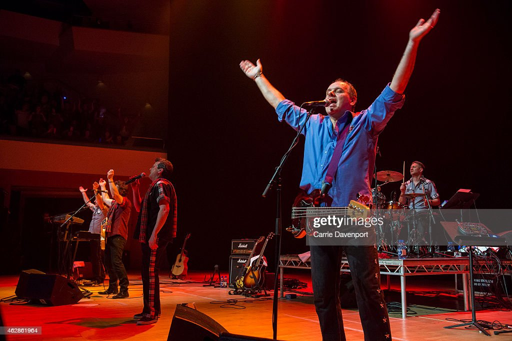 Bay City Rollers Perform At Waterfront Hall In Belfast : News Photo