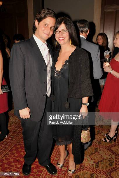 Alan Mattone and Tricia Bonamo attend LITTLE BABY FACE FOUNDATION 7th Annual Fall Benefit, BELIEVE IN MIRACLES VII, Honoring Dr. Deborah Pilla at New...