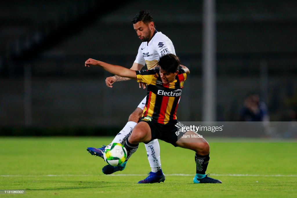 MEX: Pumas UNAM v Leones Negros - Copa MX Clausura 2019