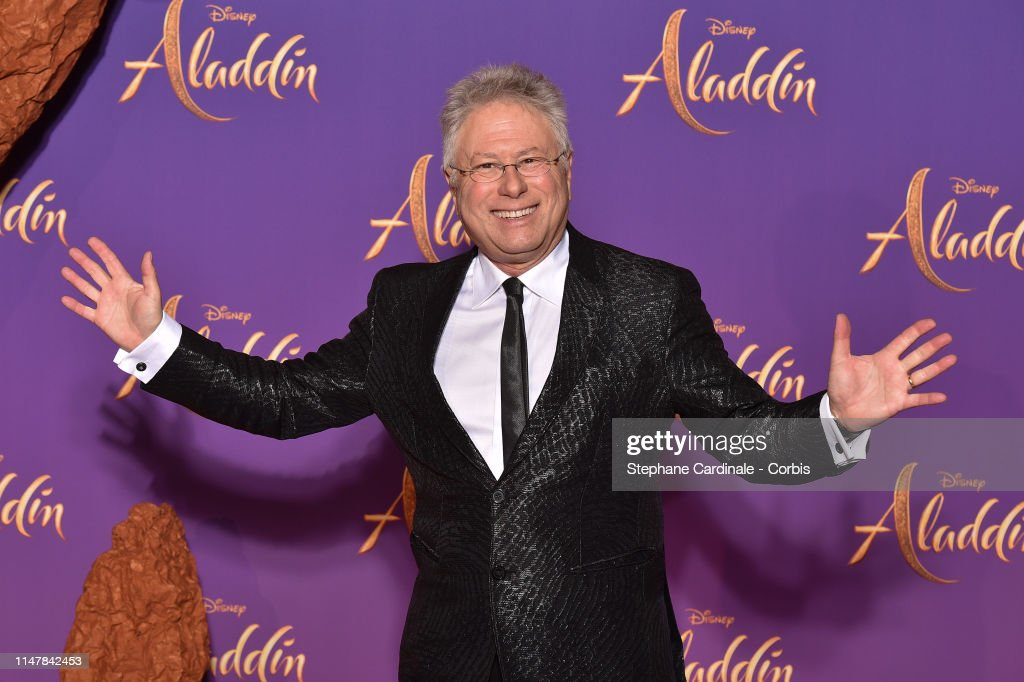 """Aladdin"" Paris Gala Screening : Photocall At Le Grand Rex In Paris : ニュース写真"