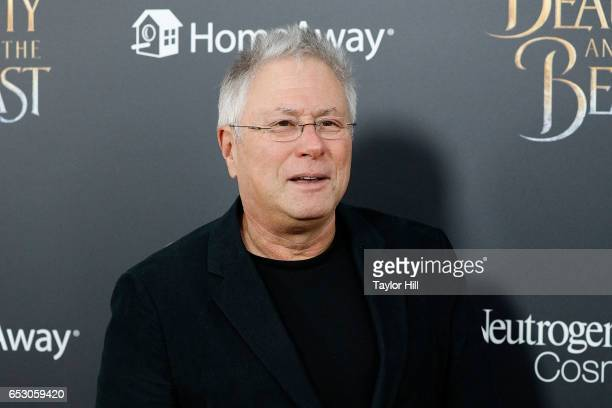 Alan Menken attends the 'Beauty and the Beast' New York screening at Alice Tully Hall Lincoln Center on March 13 2017 in New York City