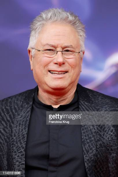 Alan Menken attends the movie premiere of Aladdin at UCI Luxe Mercedes Platz on May 8 2019 in Berlin Germany