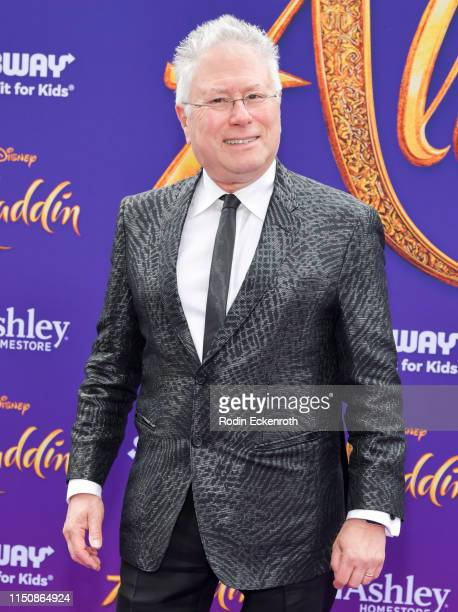 Alan Menken attends the premiere of Disney's Aladdin on May 21 2019 in Los Angeles California