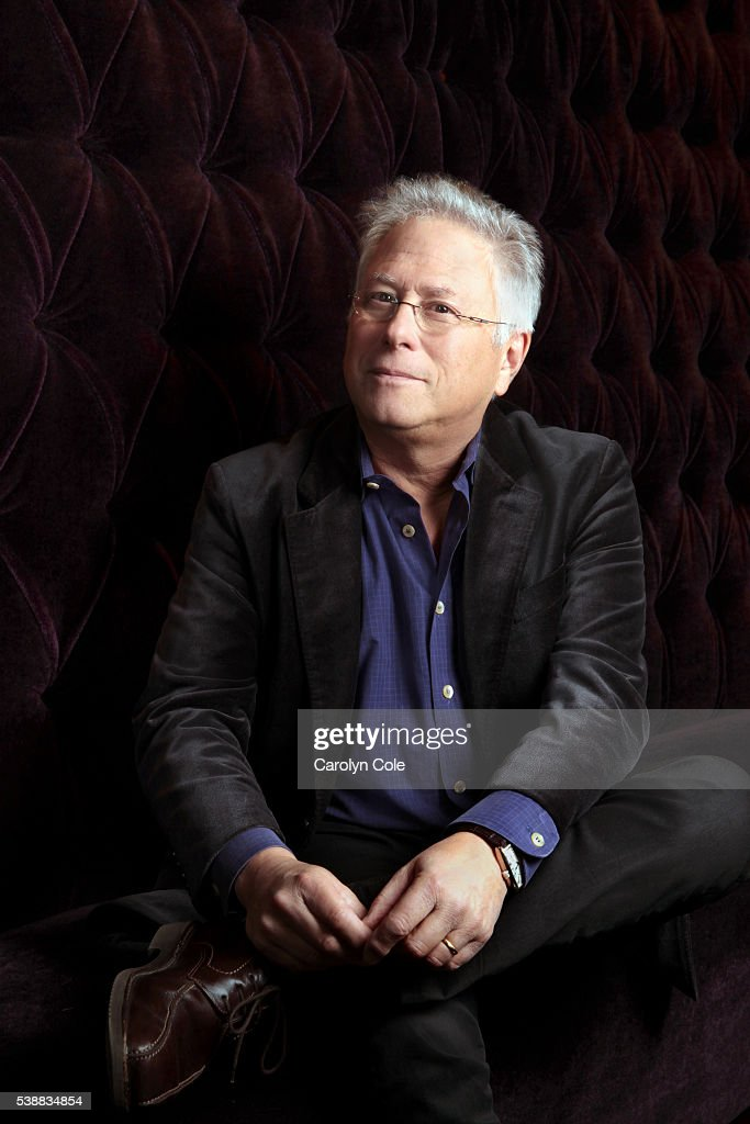 Sara Bareilles and Alan Menken, Los Angeles Times, June 2, 2016 : ニュース写真