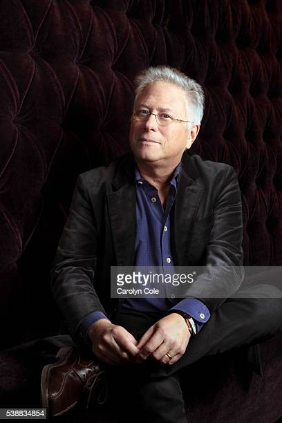 Alan Menken is photographed for Los Angeles Times on May 26 2016 in New York City PUBLISHED IMAGE CREDIT MUST READ Carolyn Cole/Los Angeles...
