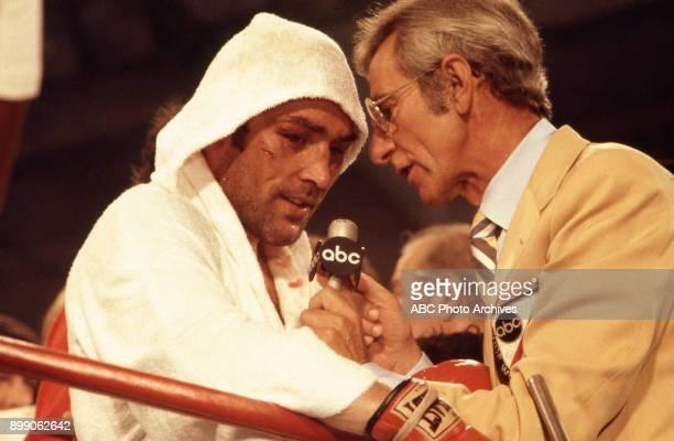 Alan Minter boxing June 6 1981