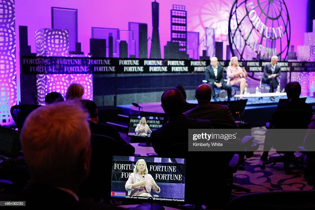 Fortune Global Forum - Day 1