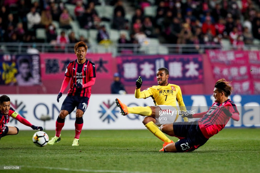 Cerezo Osak v Guangzhou Evergrande - AFC Champions League Group G