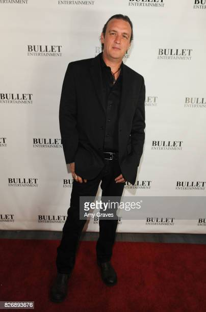 Alan O'Neill attends Wendy Benge's Launch of Film Studio Bullet Studios on August 5 2017 in Los Angeles California