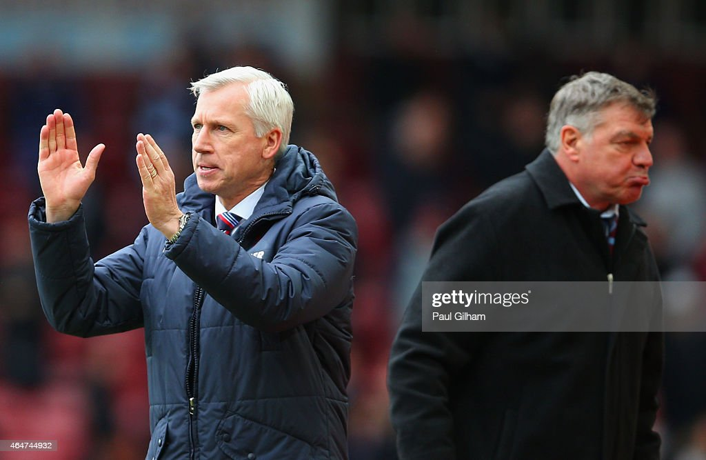 West Ham United v Crystal Palace - Premier League : News Photo