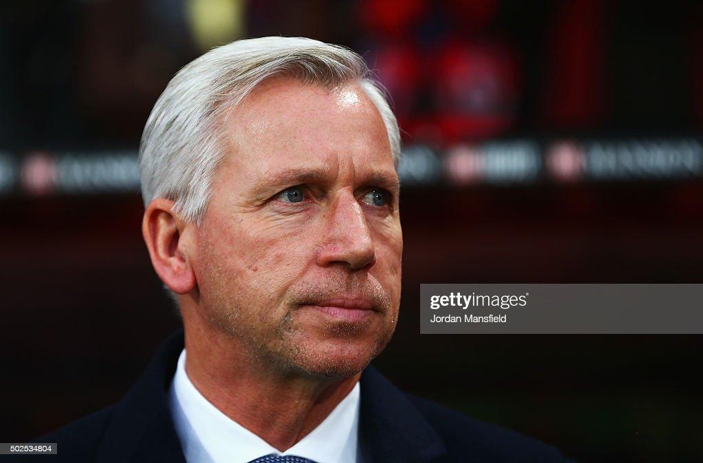 A.F.C. Bournemouth v Crystal Palace - Premier League : News Photo