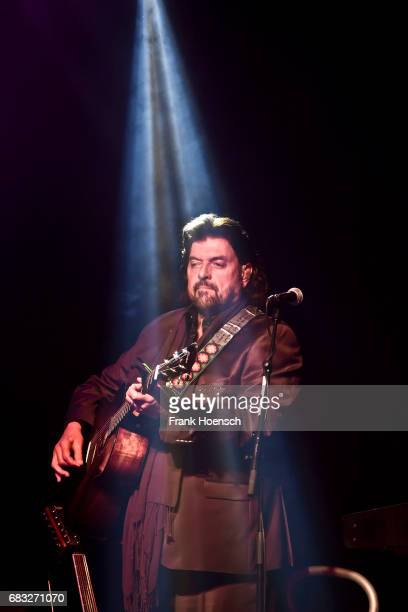 Alan Parsons of Alan Parsons Live Project performs live on stage during a concert at the Columbiahalle on May 13 2017 in Berlin Germany