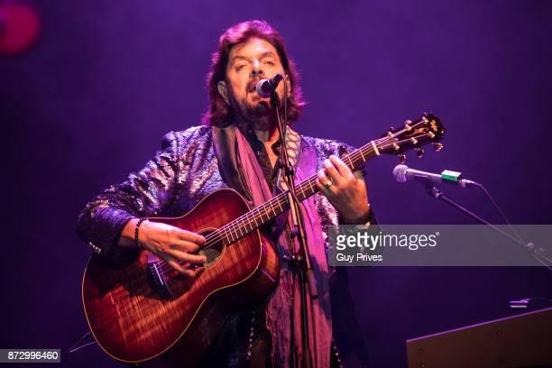 Alan Parsons Project perform at Menora Mivtachim Arena on November 11 2017 in Tel Aviv Israel