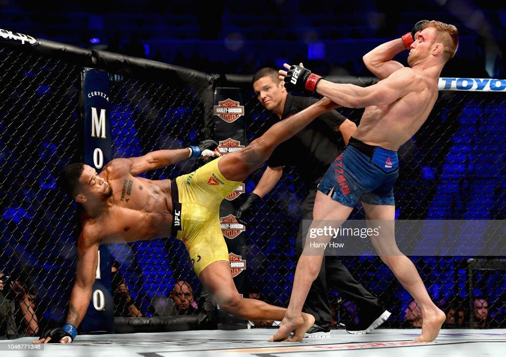 UFC 229: Holtzman v Patrick : News Photo