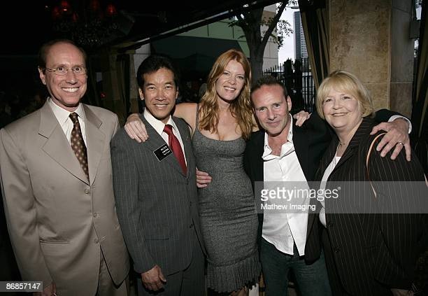 Alan Perris Peter Kwong Michelle Stafford Mark Teschner and Nancy Wiard *EXCLUSIVE*