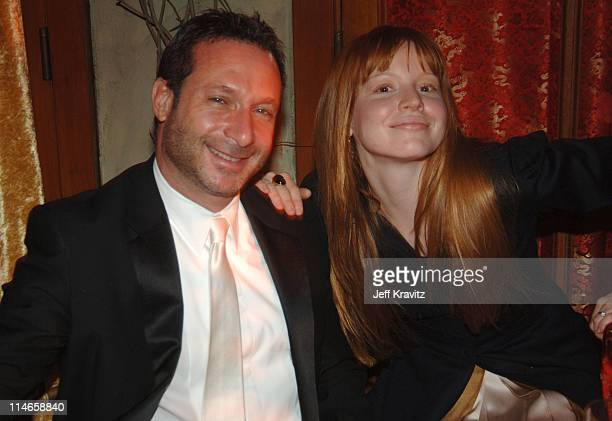 Alan Poul and Lauren Ambrose **EXCLUSIVE COVERAGE**