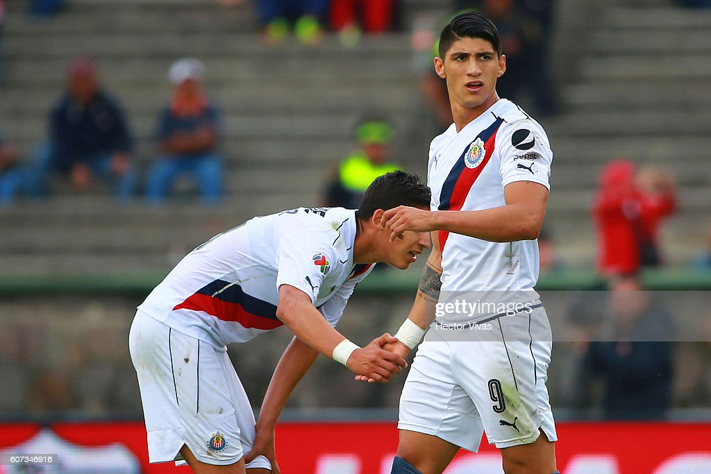 Toluca v Chivas - Torneo Apertura 2016 Liga MX