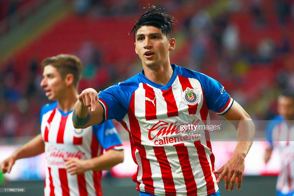 Chivas v Pachuca - Torneo Apertura 2019 Liga MX : Fotografía de noticias