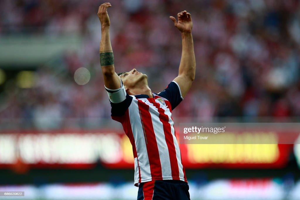 Chivas v Toluca - Playoffs Torneo Clausura 2017 Liga MX