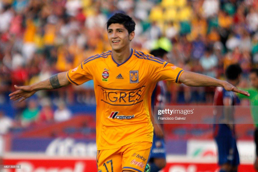 Atlante v Tigres UANL - Clausura 2014 Liga MX : News Photo