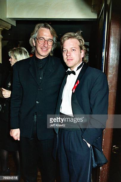 Alan Rickman and Kiefer Sutherland