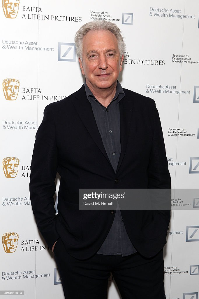 'A Life In Pictures' with Alan Rickman - BAFTA
