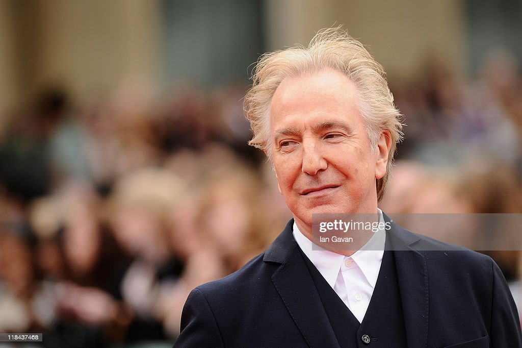 Harry Potter And The Deathly Hallows - Part 2 - World Film Premiere : News Photo