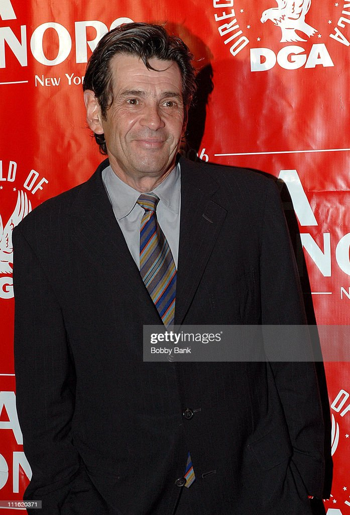Alan Rosenberg during Directors Guild of America Honors David Chase - Arrivals - October 12, 2006 at DGA Building in New York City, New York, United States.