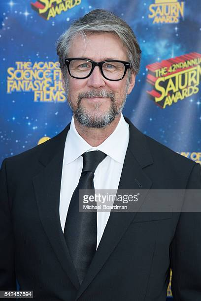 Alan Ruck attends the 42nd Annual Saturn Awards at The Castaway on June 22 2016 in Burbank California