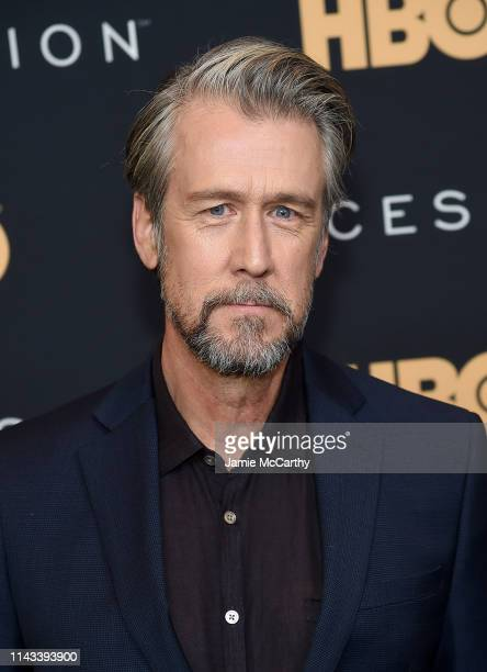 """Alan Ruck attends the """"Succession"""" FYC Event at Time Warner Center on April 17, 2019 in New York City."""
