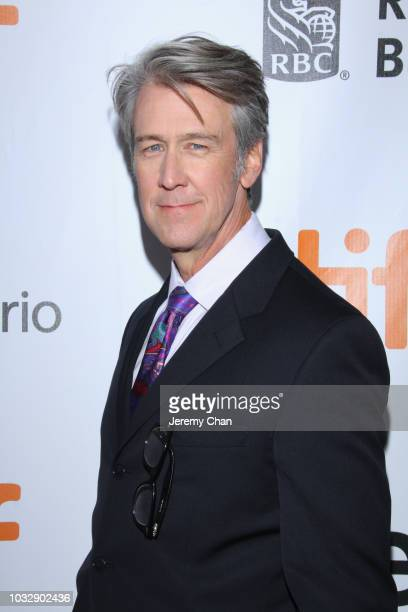 Alan Ruck attends the The Lie premiere during 2018 Toronto International Film Festival at Roy Thomson Hall on September 13 2018 in Toronto Canada