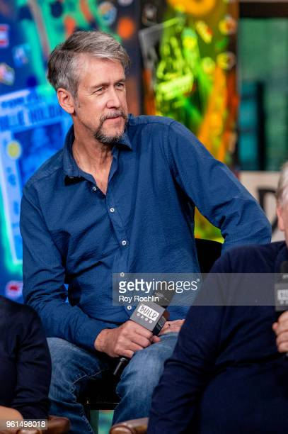 Alan Ruck discusses 'Succession' with the Build Series at Build Studio on May 22 2018 in New York City