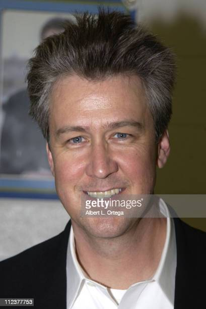 Alan Ruck during Creation Entertainment's Grand Slam XI The SciFi Summit Day One at Pasadena Civic Auditorium in Pasadena California United States