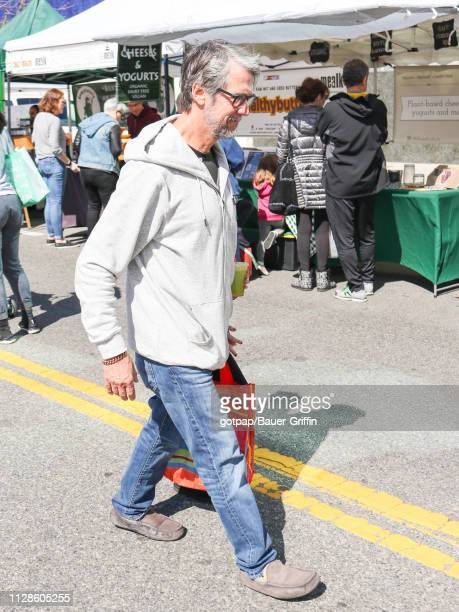 Alan Ruck is seen on March 03 2019 in Los Angeles California