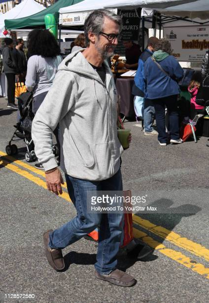 Alan Ruck is seen on March 3 2019 in Los Angeles CA