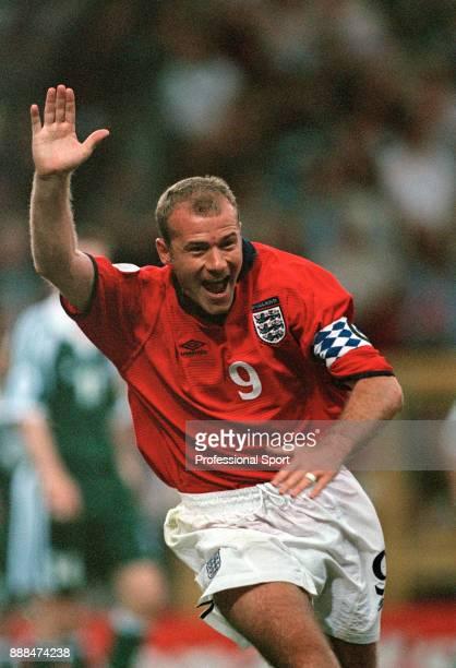 2000 England v Germany football match