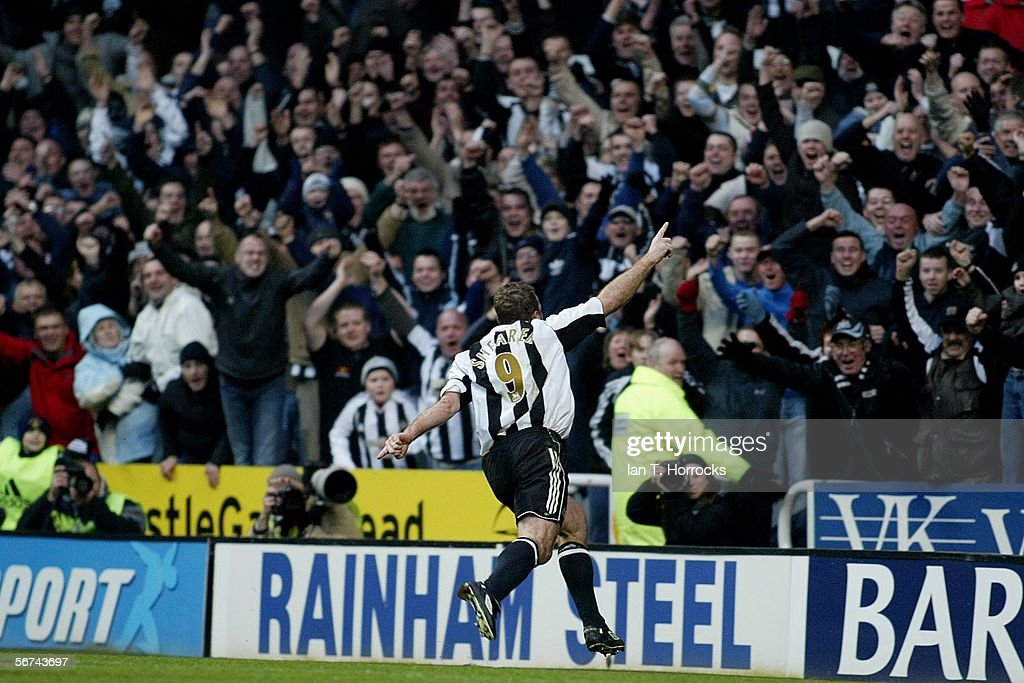 Newcastle United v Portsmouth : News Photo