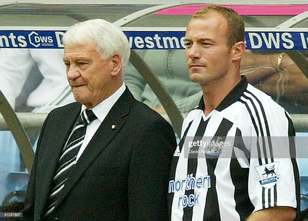 Sir Bobby Robson Sacked By Newcastle : News Photo