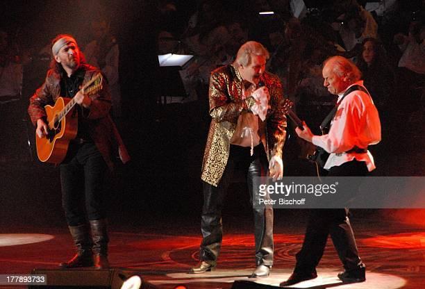 """Alan Simon , Johnny Logan als """"König Arthur"""" , Martin Barre , Deutschlandpremiere """"Excalibur - Die musikalische Auferstehung einer Legende"""" von Alan..."""