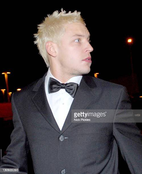 Alan Smith during United for UNICEF Gala Dinner Arrivals at Old Trafford Manchester United Football Club in Manchester Great Britain